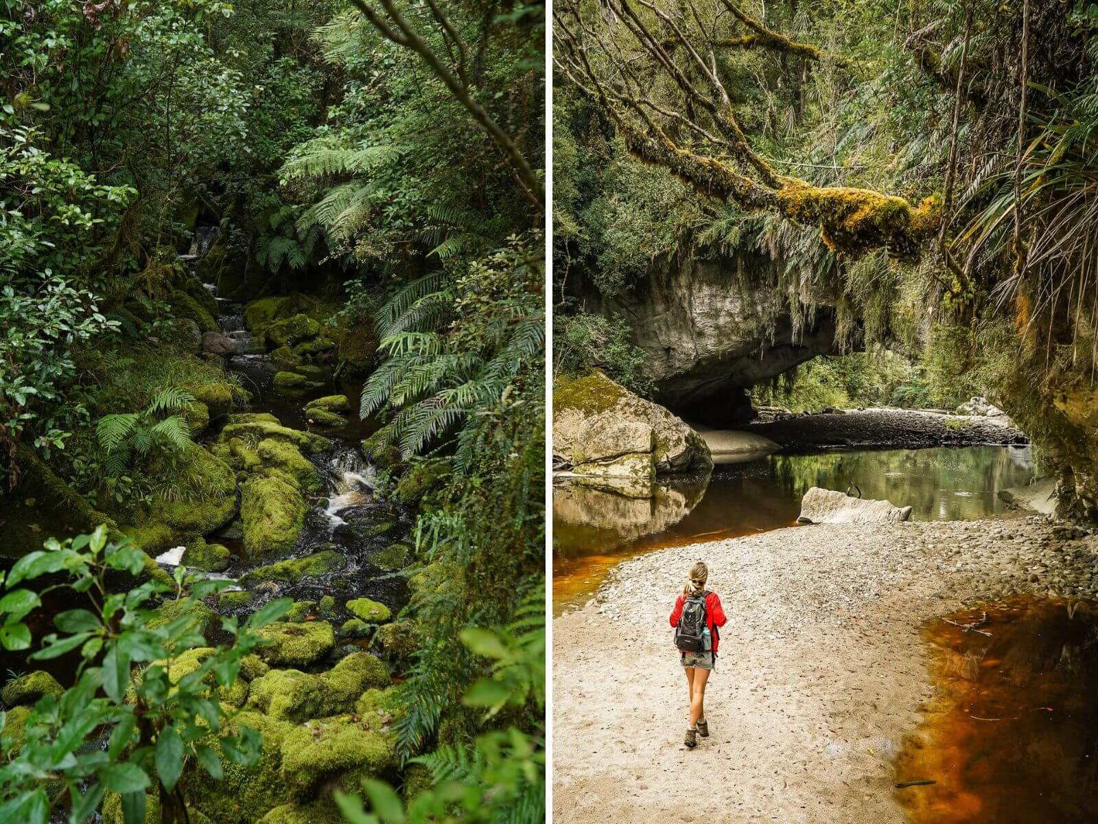 Oparara Basin Arches - by NOMADS