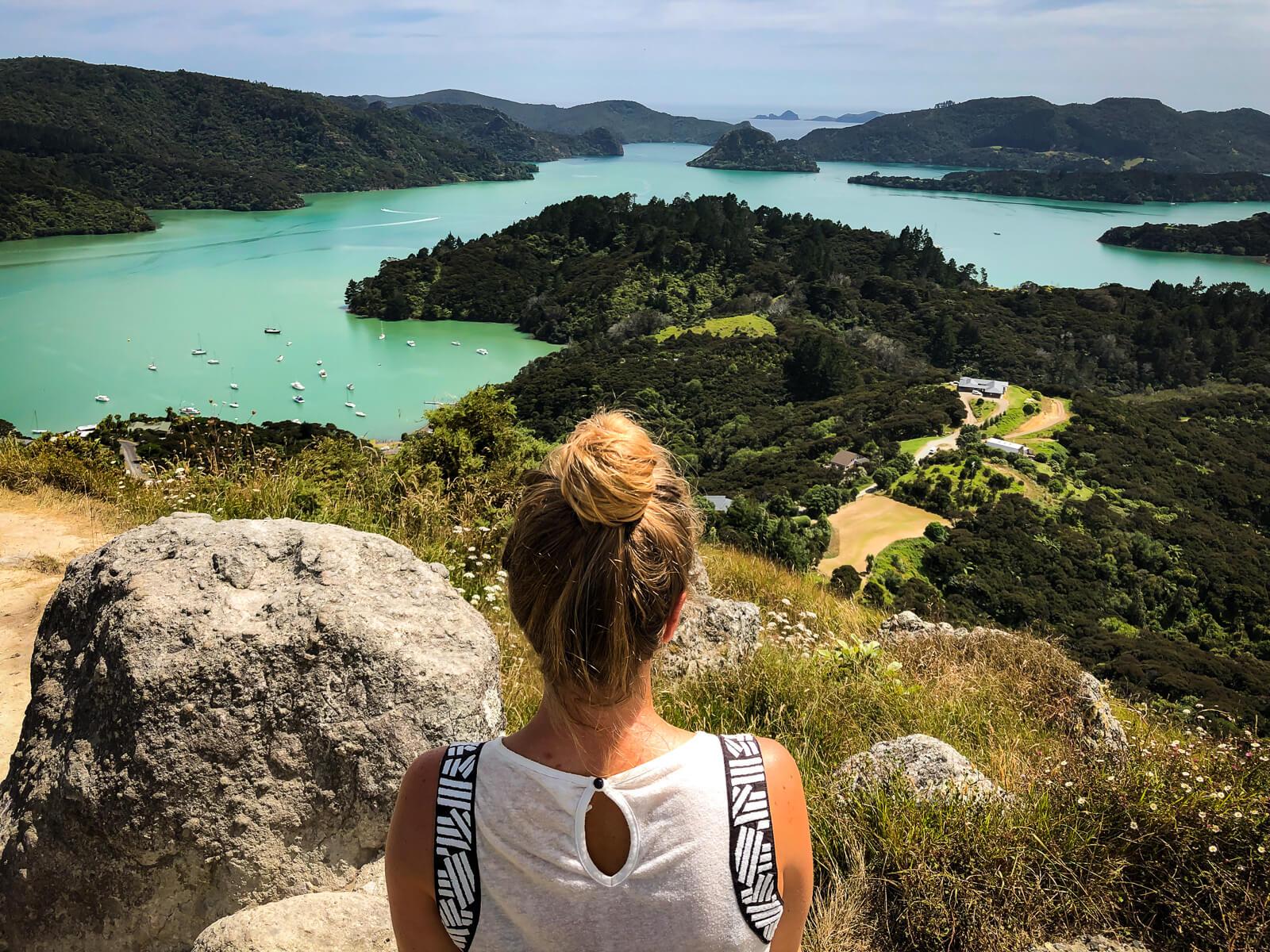 St. Pauls Rock - Noordereiland Nieuw-Zeeland