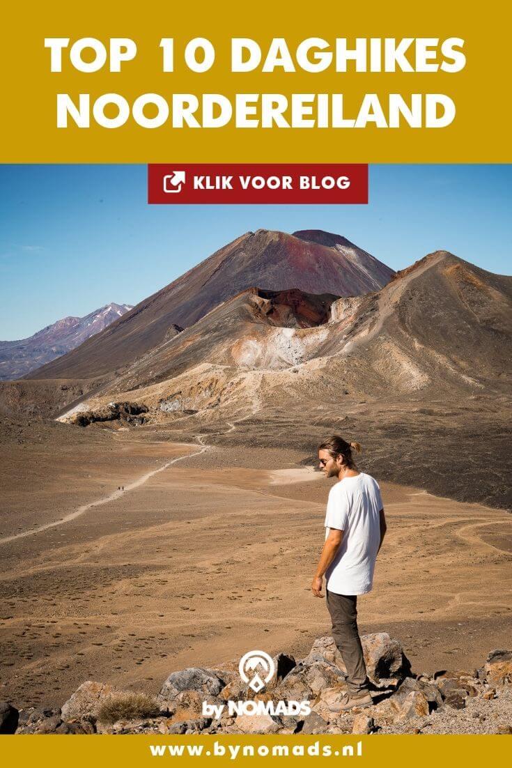 Top 10 daghikes Noordereiland Nieuw-Zeeland - by NOMADS