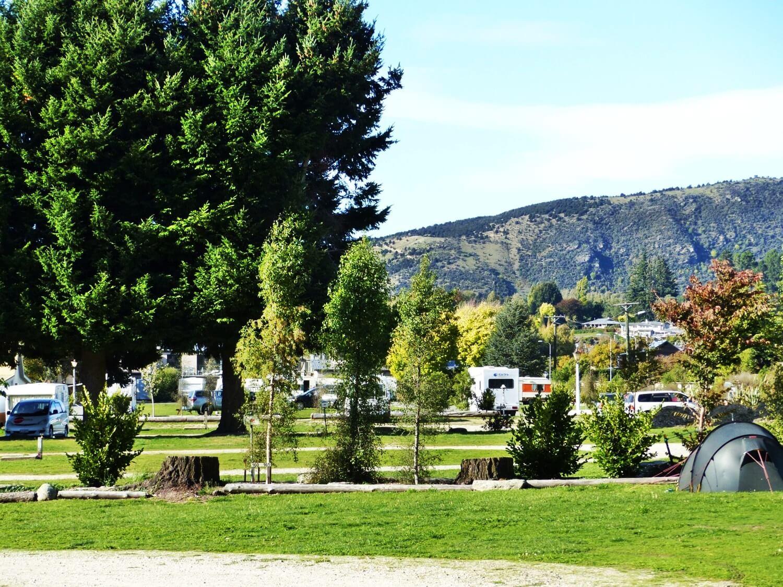 Kosten & Budget Nieuw-Zeeland - campings