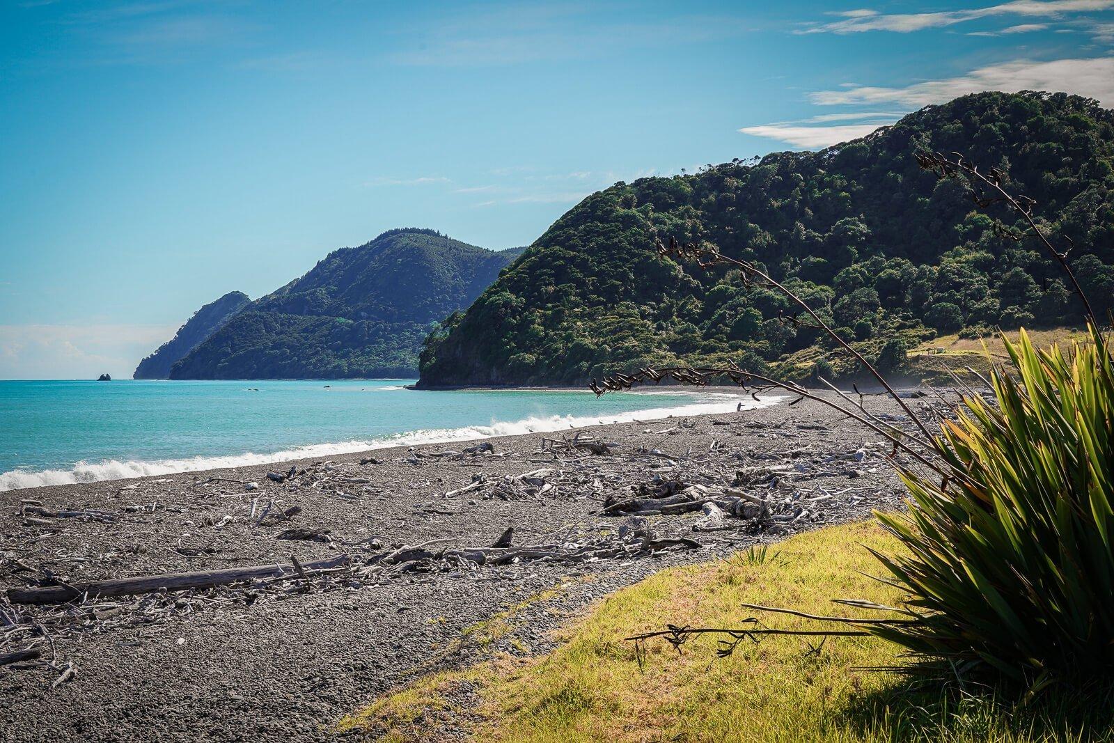 Hawai - mooiste stranden van Nieuw-Zeeland