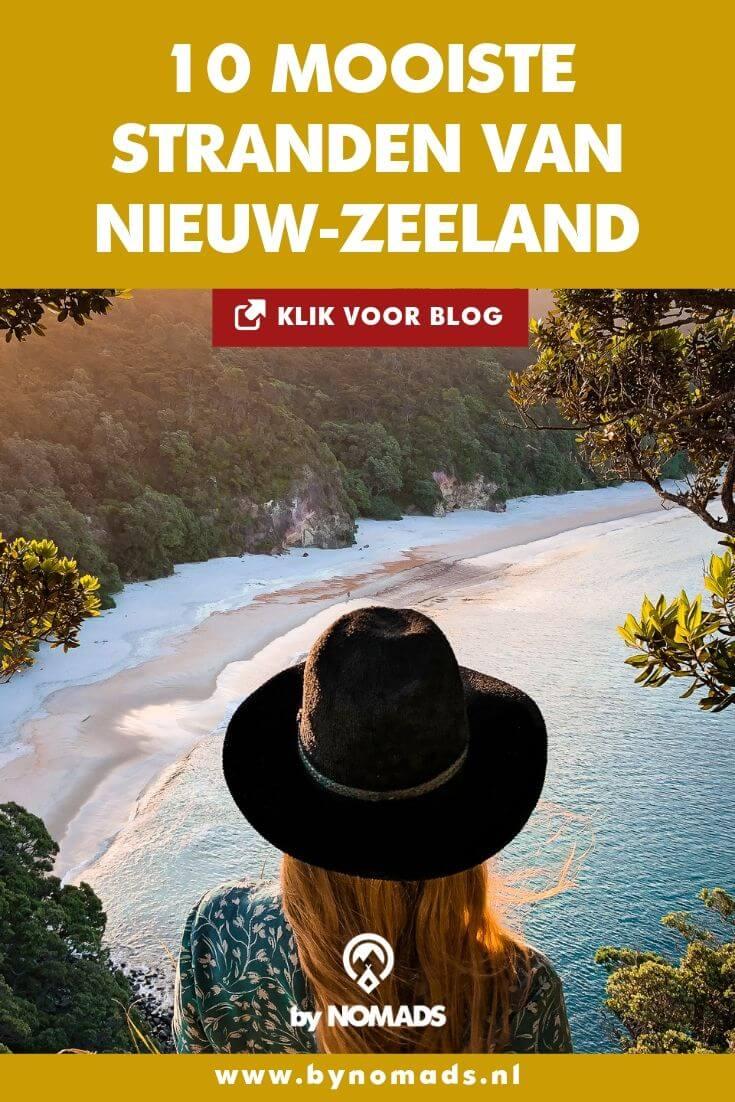 De 10 mooiste stranden van Nieuw-Zeeland die je gezien wil hebben! - by NOMADS