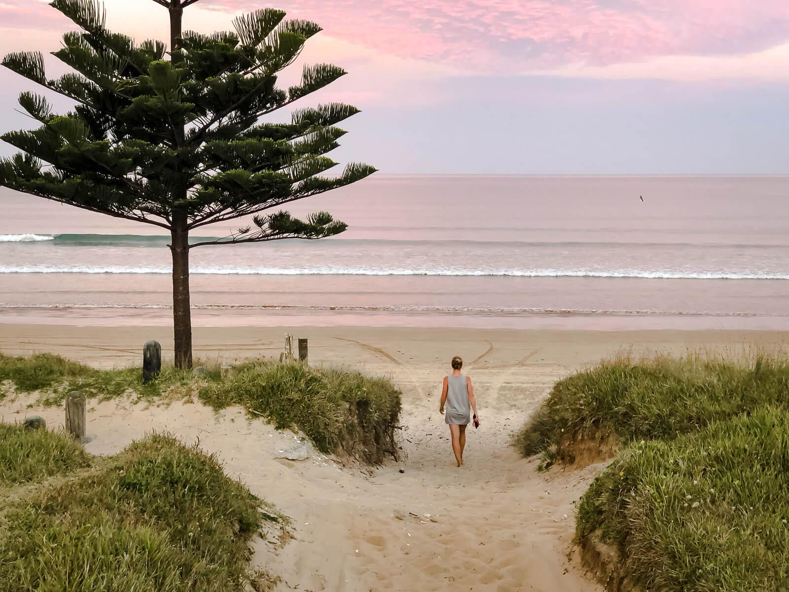 Tokerau Beach behoort tot de 10 mooiste stranden Nieuw-Zeeland