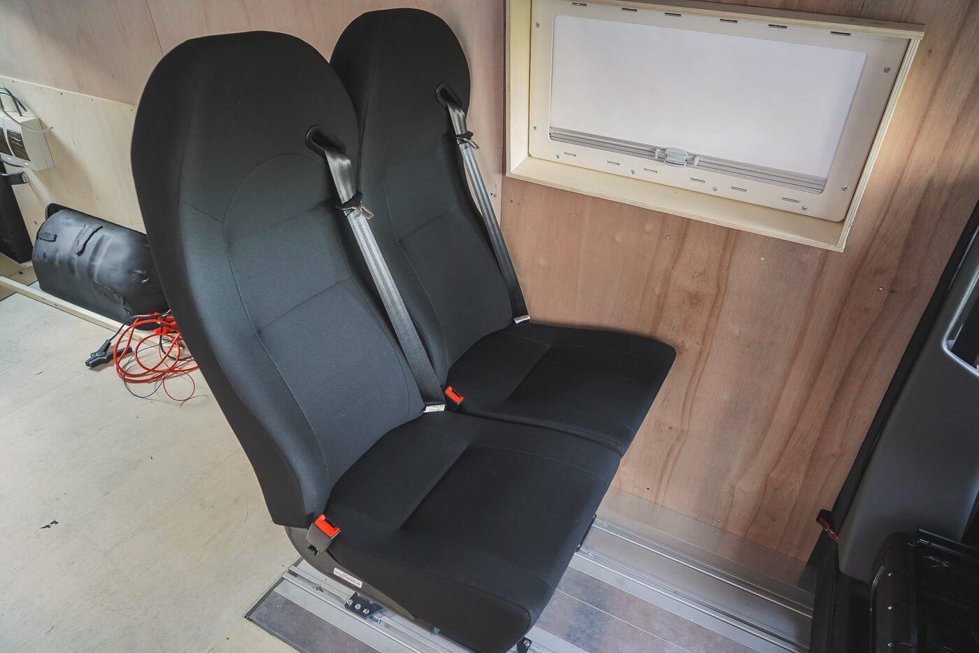 RDW extra zitplaatsen
