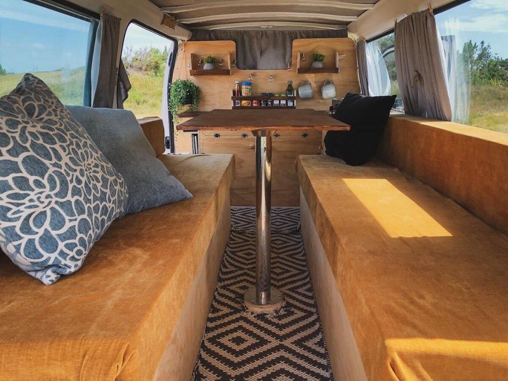 Camper bouwen met een volledige bouwgids
