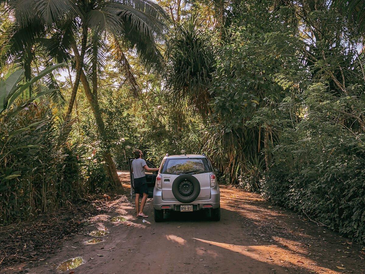 Auto huren Costa Rica ervaringen - by NOMADS