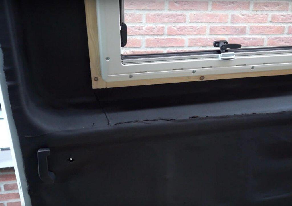 camper deuren isoleren