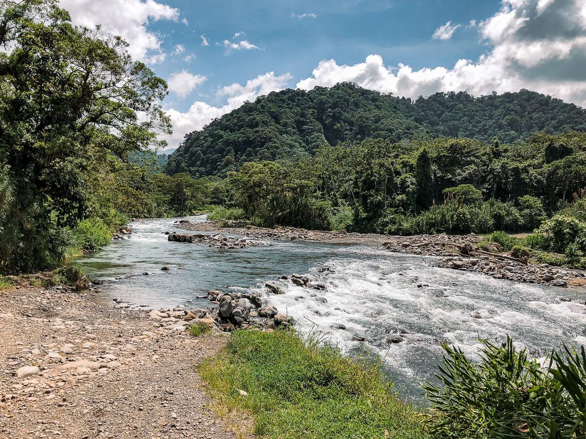 Onverharde wegen in Costa Rica - Autohuur ervaringen Costa Rica