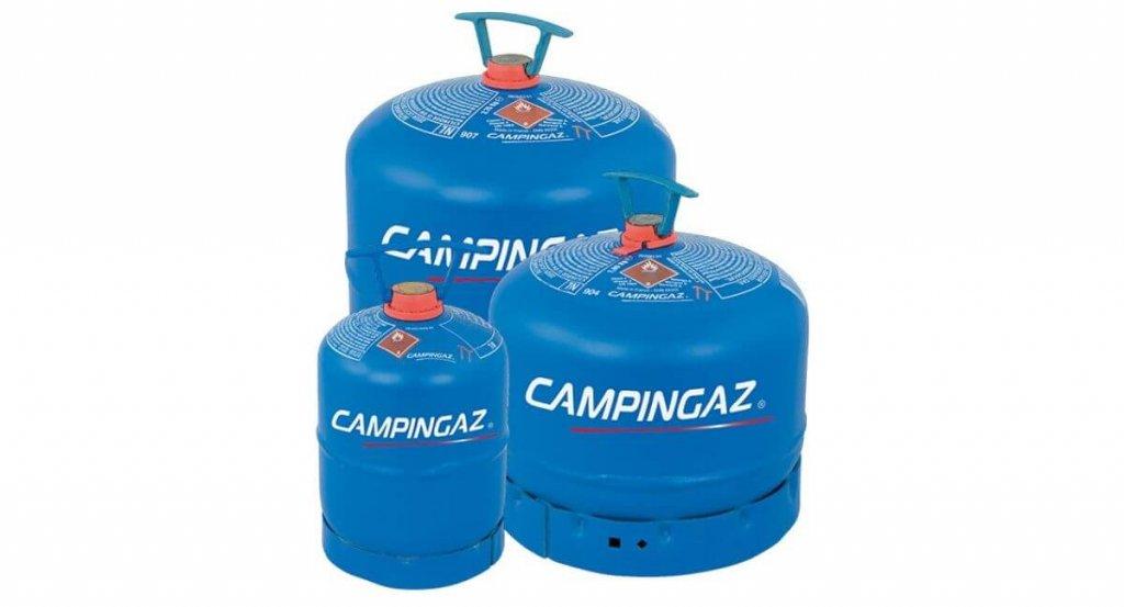 Butaangas camper - Campingaz flessen - by NOMADS