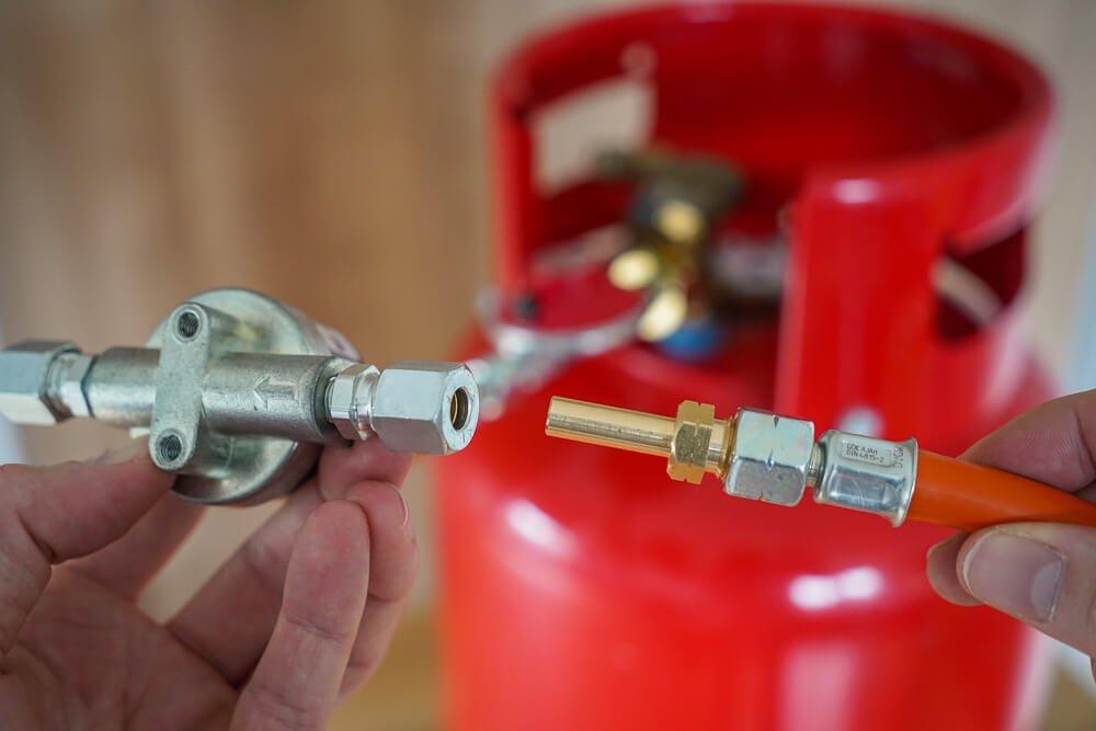 LPG filter draaien op knelpilaar - by NOMADS