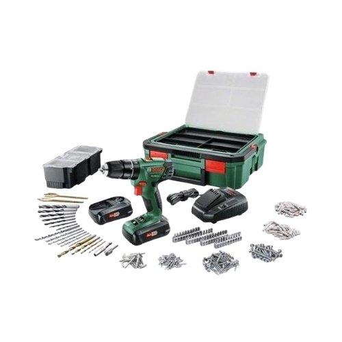Accuboormachine Bosch complete set