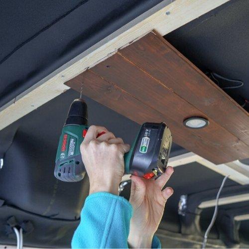 Accuboormachine - het nr. 1 gereedschap voor camper bouwers