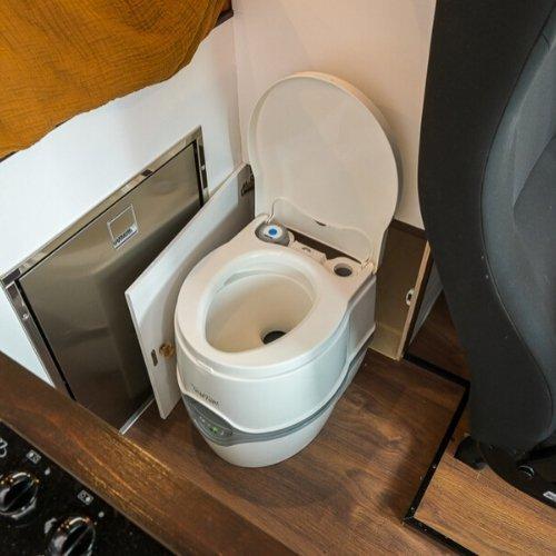 Camper Toilet draagbaar