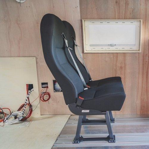 Extra Zitplaatsen Camper - officiële stoelen
