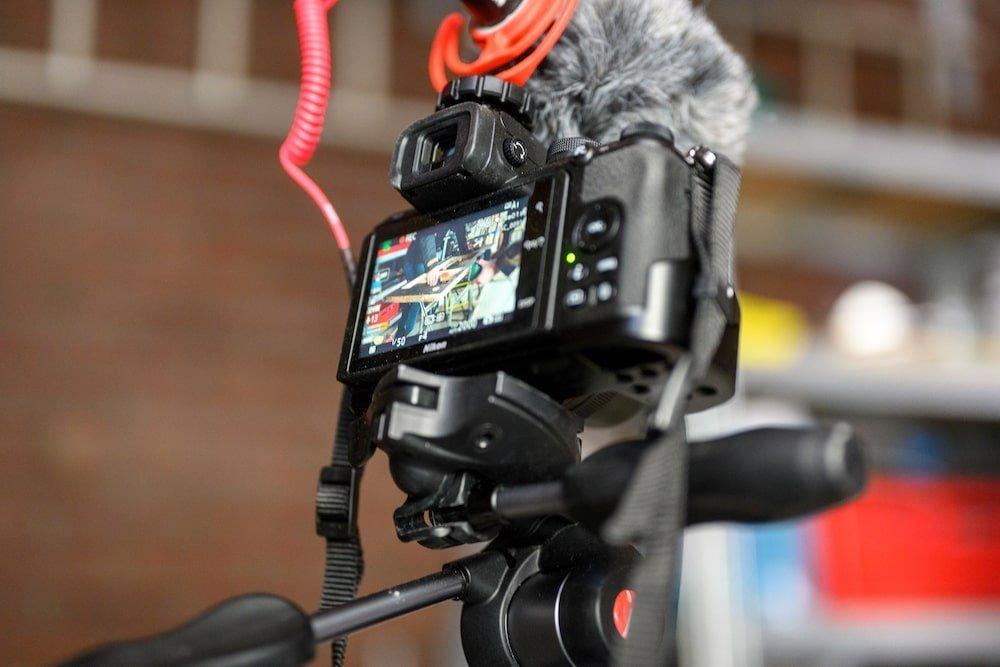 4k Video Functie Nikon Z 50