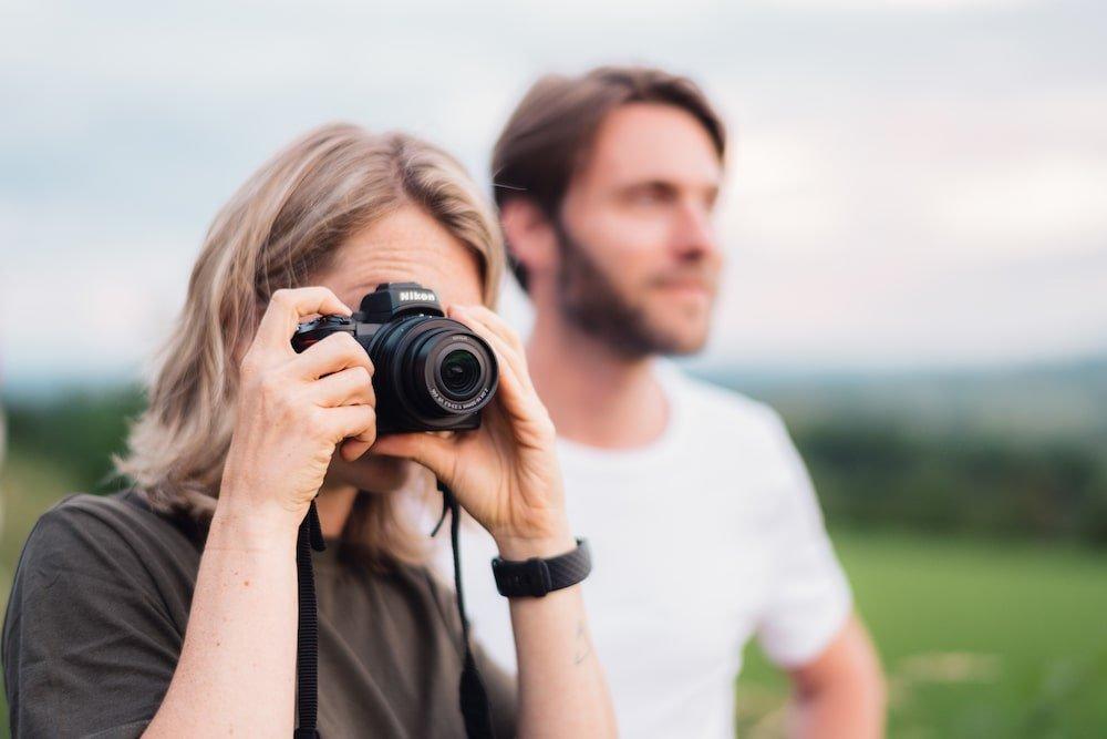 Nikon Z 50 Groothoeklens