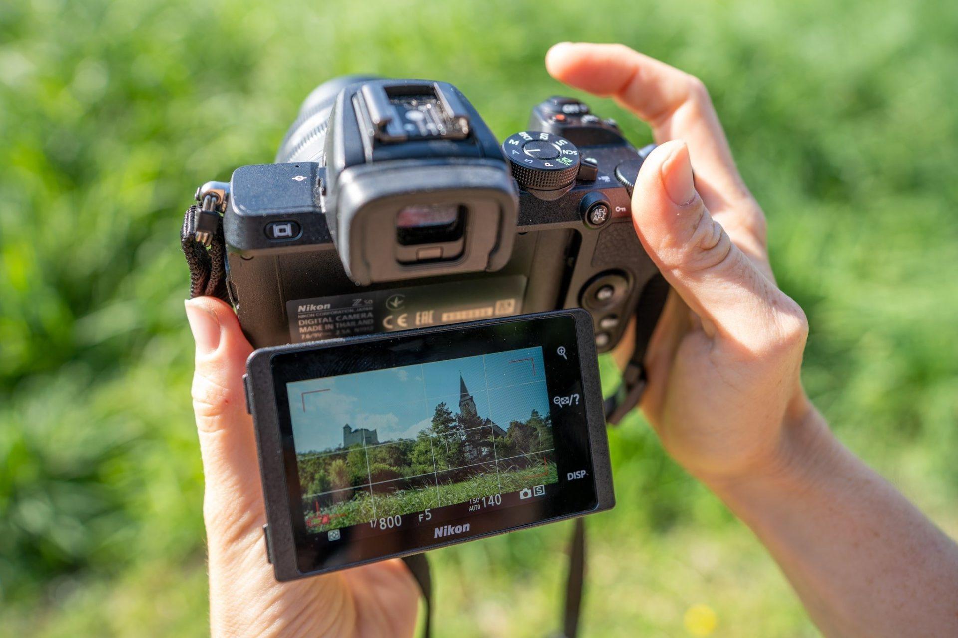 Reisfotografie tips - regel van derden
