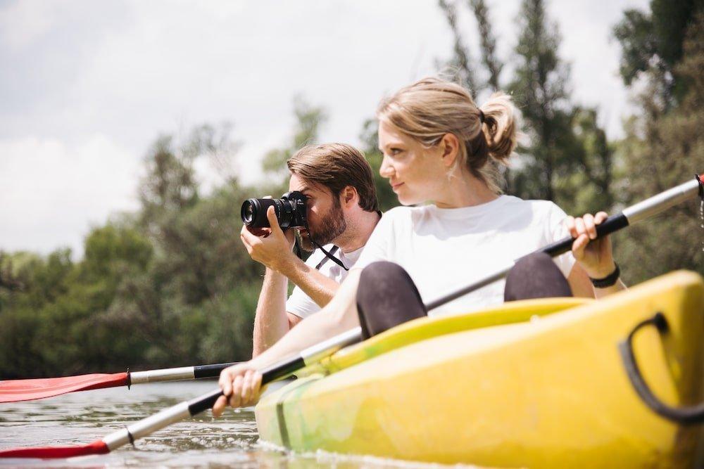 Zoomfunctie Nikon Z 50 camera