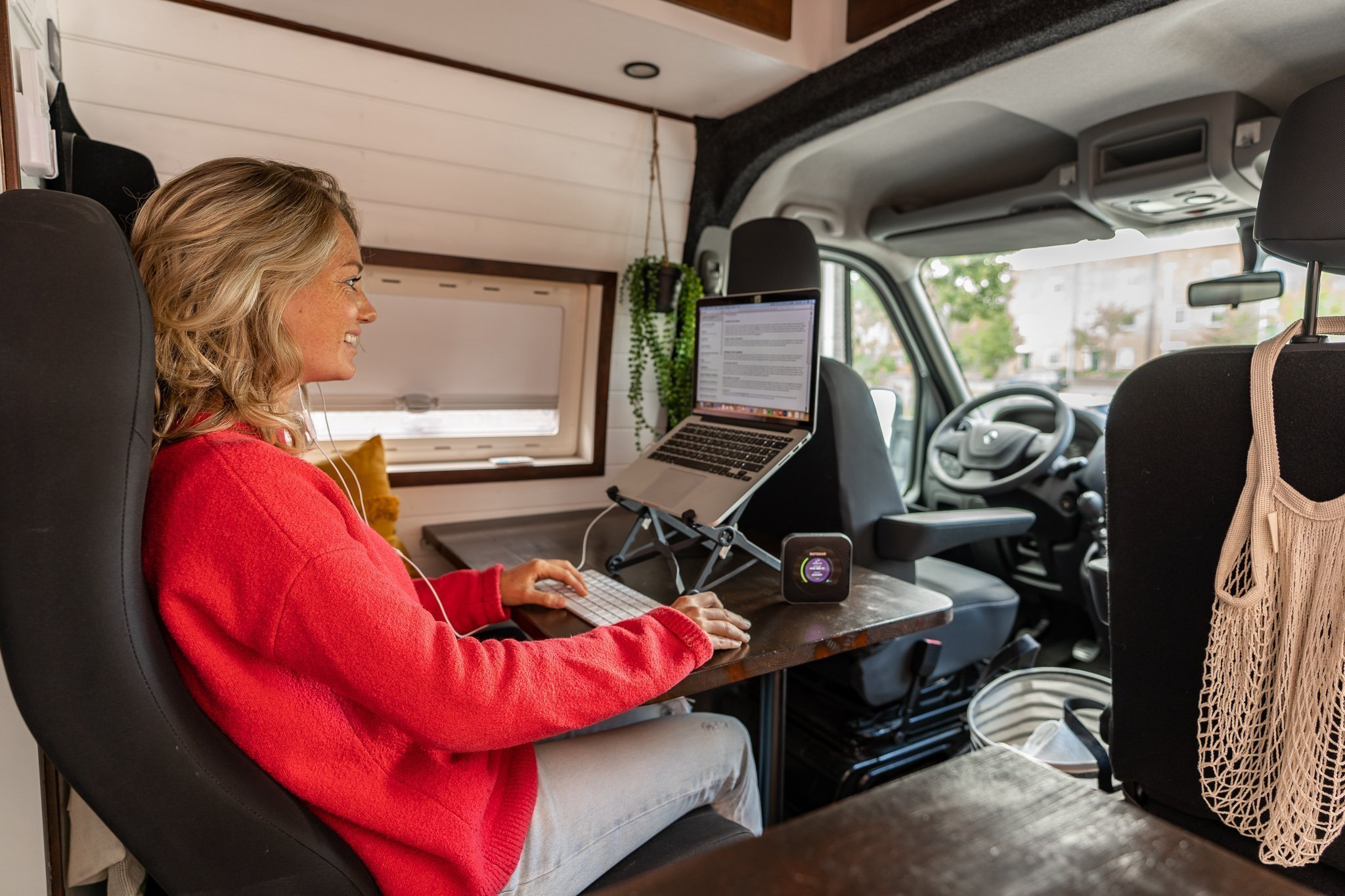 Internet in de camper