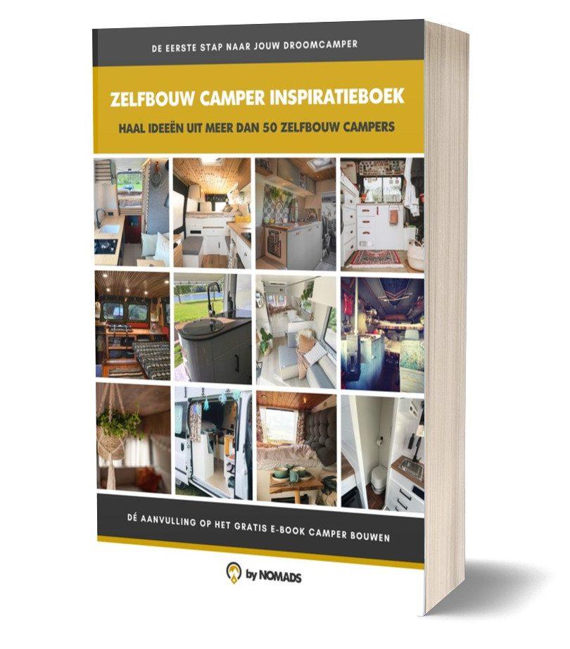 Zelfbouw camper inspiratieboek