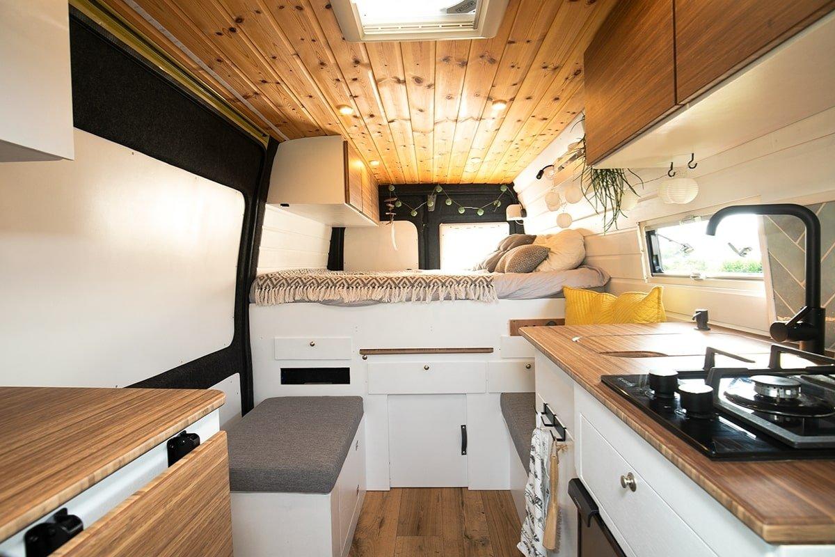 Fiat Ducato Zelfbouw Camper