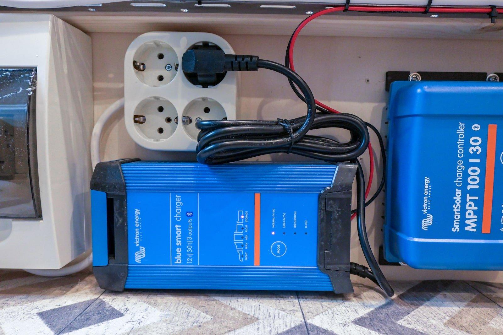 boodschappenlijst camper elektra