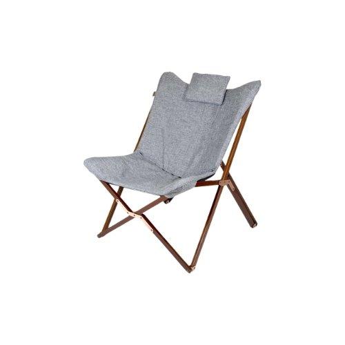 Comfortabele campingstoel