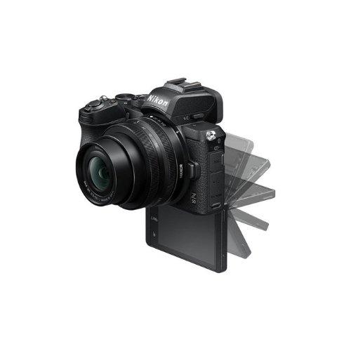 Nikon Z50 kantelbaar touchscreen