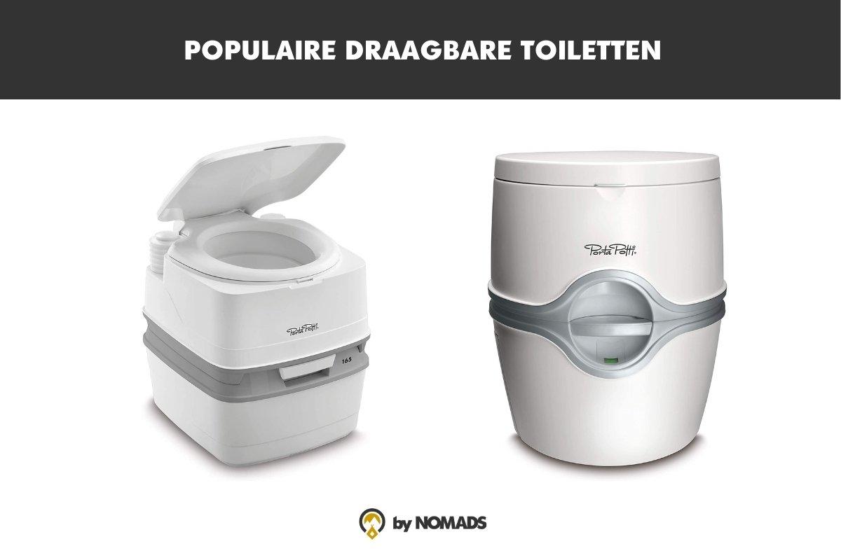 Beste chemische draagbare camper toilet